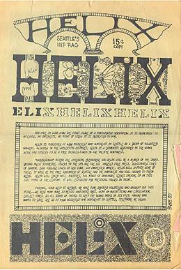 Helix, Vol. 1, No. 1, March 23, 1967
