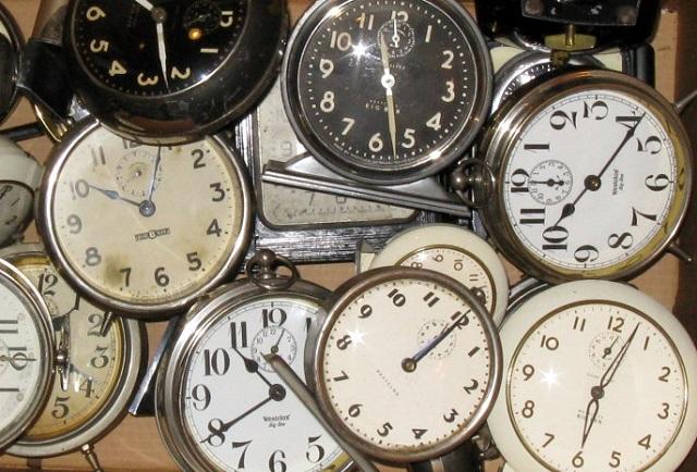 confusion of clocks