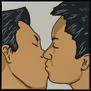 American Lovers #2, 2013