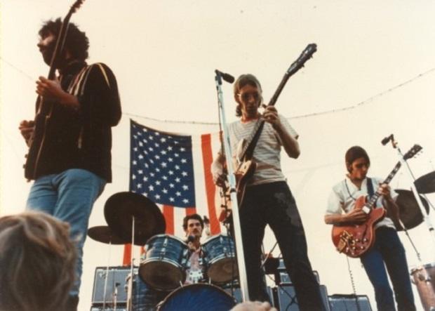 The Grateful Dead at the Sky River Rock Festival