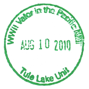 tule lake unit