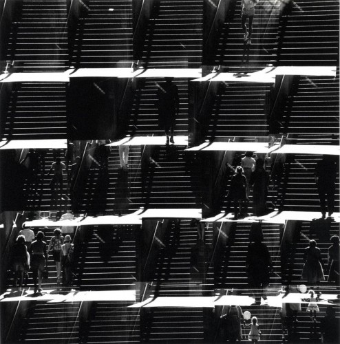 Ray K. Metzker, Chicago, 1959