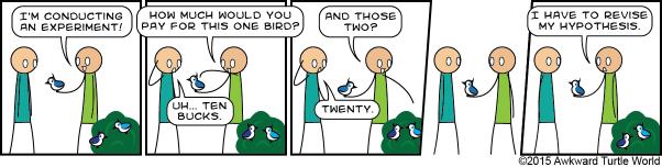 145-bird-hand-bush
