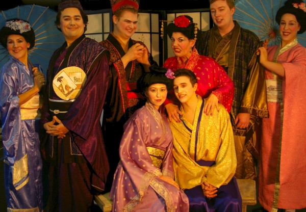 From the 2014 Metro Theatre Vancouver production of The Mikado.Licensed CC-BY-NC.