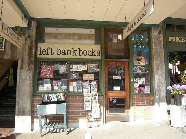 Welcome to Left Bank Books!