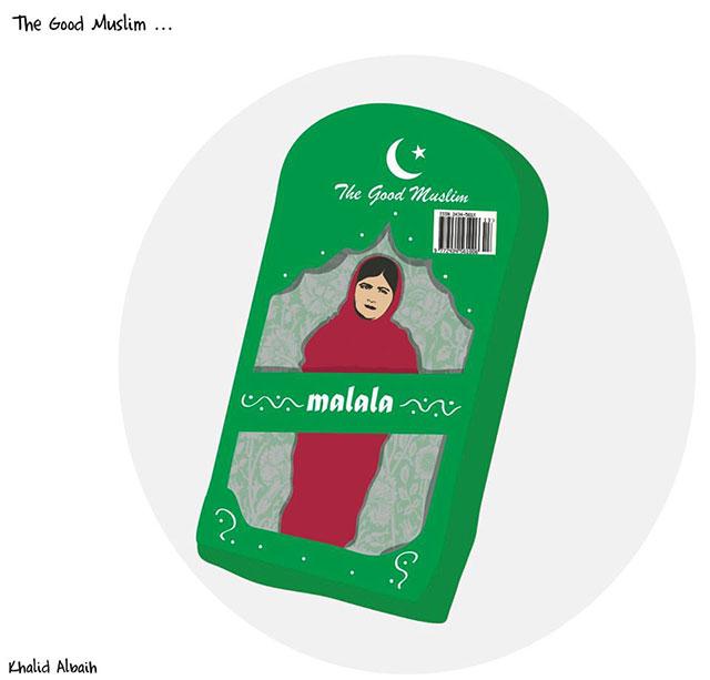 khartoon_malala