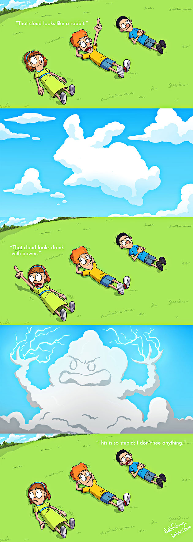 Bunny-Cloud