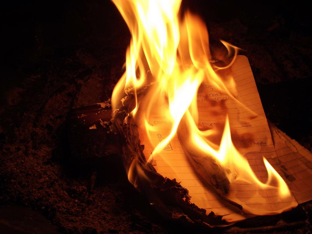 Rain of Fire Essay