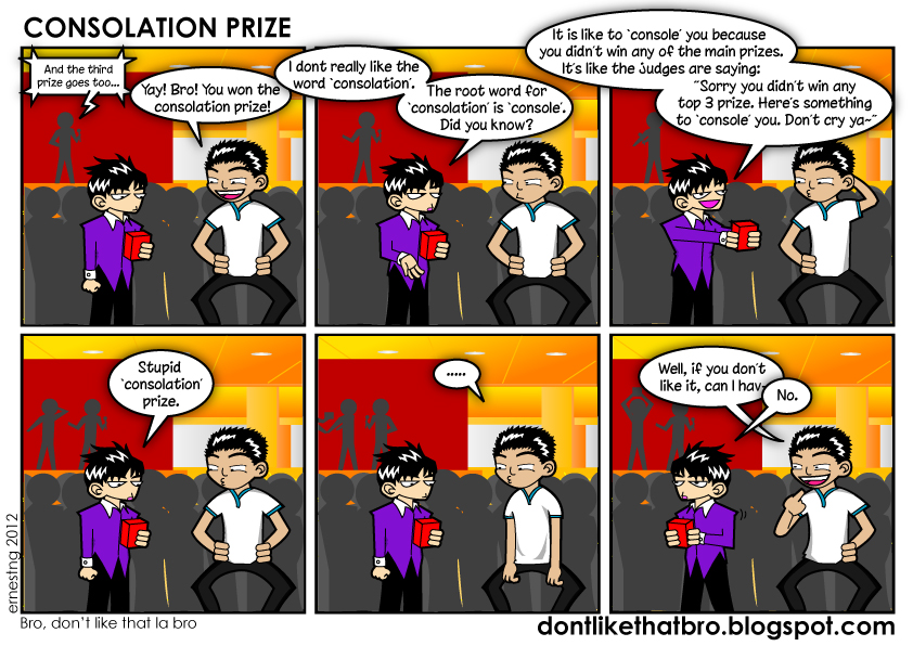 Consolation+Prize