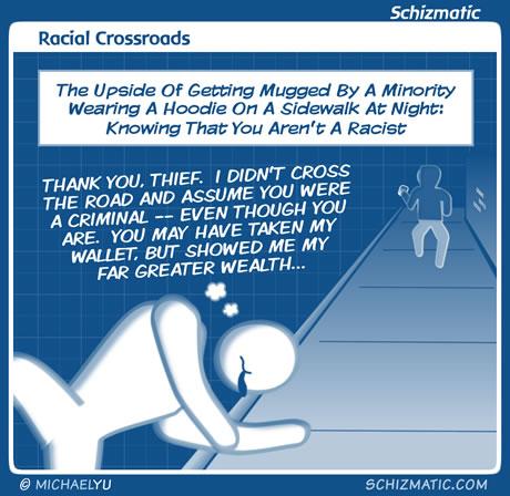 schizmatic-racist