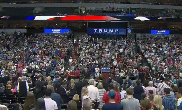 trump+rally+dallas