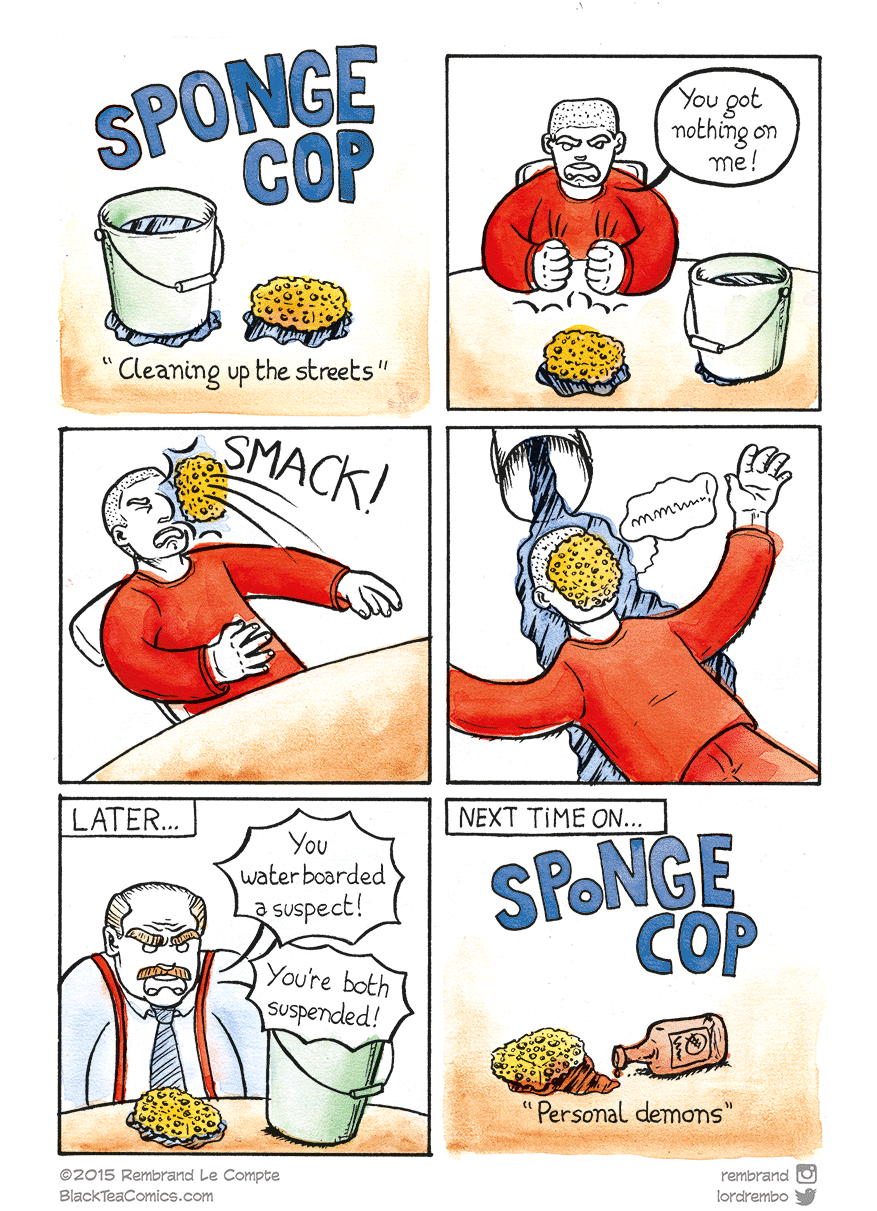 spongecop