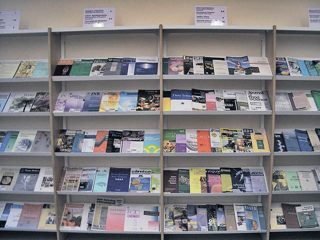 Vitoria-University-Library-food-science-journals