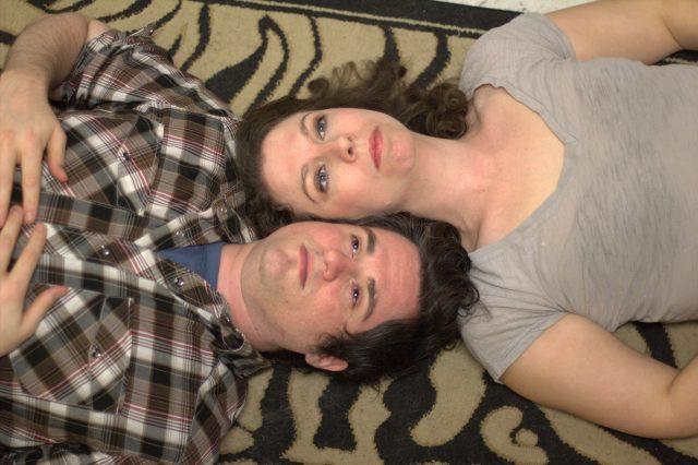 Brandon Ryan as Zack and Kiki Abba as Abby. Image by Shane Regan.