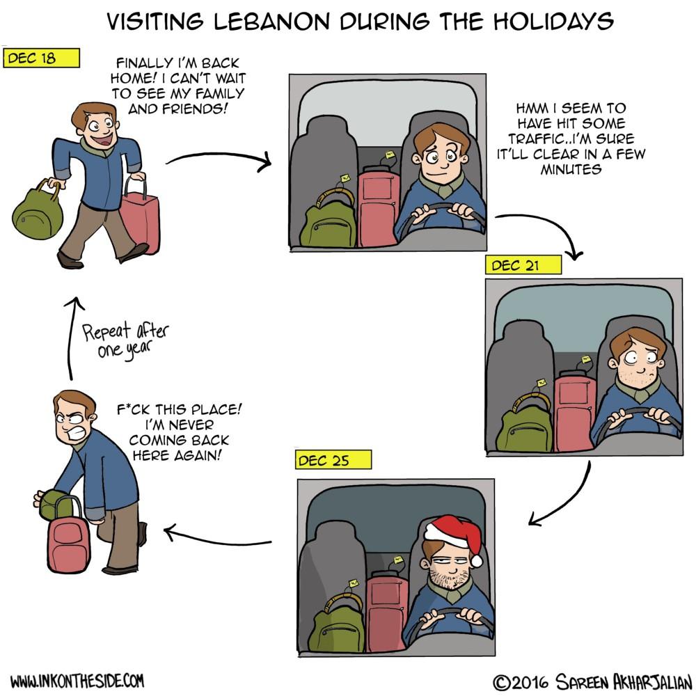 LebanonDuringTheHolidays