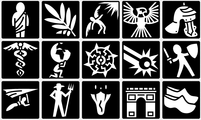 New images from Game-Icons.net. Licensed CC-BY.